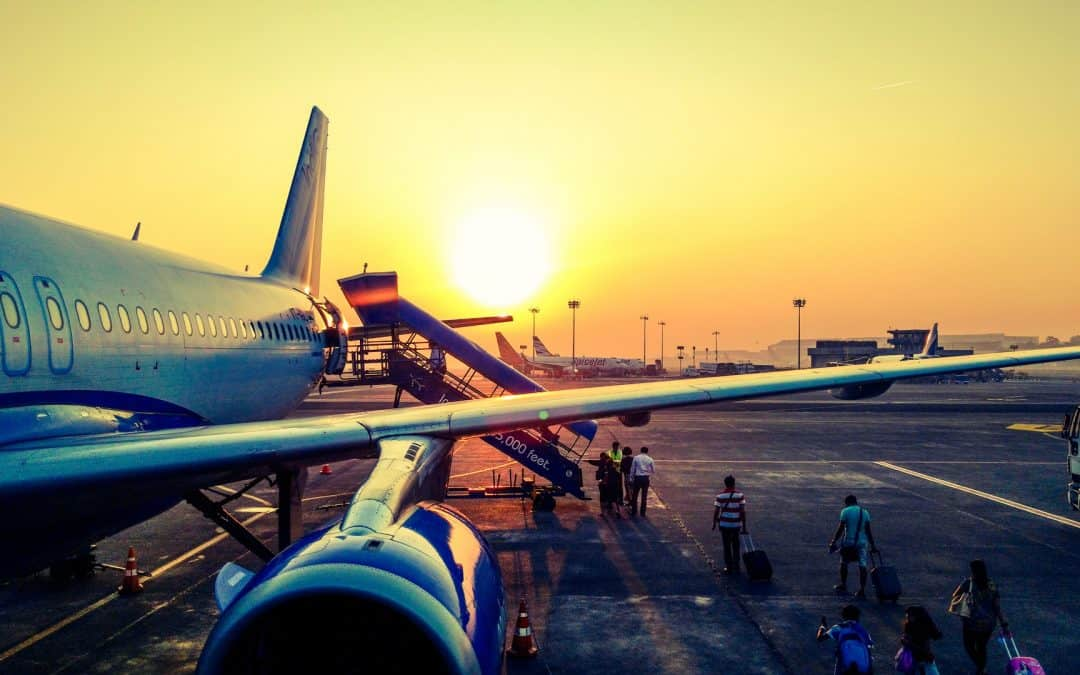 The life of an expat and travelling light